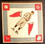 1914 B18 Blankets RB Max Carey   Back Thumbnail