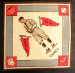 1914 B18 Blankets RB Max Carey   Front Thumbnail
