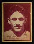 1931 W517 #19  Kiki Cuyler  Front Thumbnail