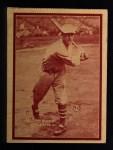1931 W517 #40  Al Simmons  Front Thumbnail