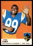 1969 Topps #38  Tom Day  Front Thumbnail