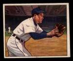 1950 Bowman #240 CR Eddie Lake  Front Thumbnail