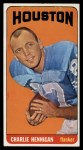 1965 Topps #78  Charlie Hennigan  Front Thumbnail