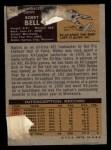1971 Topps #35  Bobby Bell  Back Thumbnail