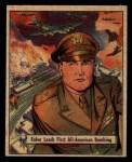 1941 Gum Inc. War Gum #94   Eaker Leads First All-American Bombing Front Thumbnail