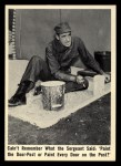 1965 Fleer Gomer Pyle #12   Cain't Remember Front Thumbnail