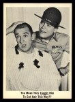1965 Fleer Gomer Pyle #2   You Mean They Taught Him Front Thumbnail