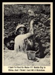 1965 Fleer Gomer Pyle #56   I Said I'd Find Us Water Front Thumbnail