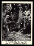 1965 Fleer Gomer Pyle #61   Do I Look Like Big Ugly Bear Front Thumbnail