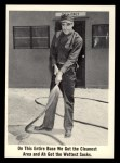 1965 Fleer Gomer Pyle #10   On this Entire Base We Got Front Thumbnail