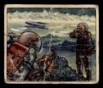 1950 Bowman Wild Man #36   Trip to the Moon Front Thumbnail