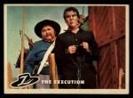 1958 Topps Zorro #28   The Execution Front Thumbnail