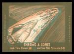 1963 Topps Astronauts #5   Recovery Training Back Thumbnail