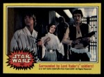 1977 Topps Star Wars #167   Surrounded by Lord Vader's soldiers Front Thumbnail