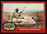 1977 Topps Star Wars #112   Threatened by Sandpeople Front Thumbnail