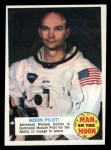 1970 Topps Man on the Moon #53 B  Moon Pilot Front Thumbnail