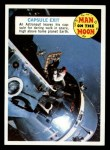 1970 Topps Man on the Moon #29 A  Capsule Exit Front Thumbnail