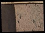 1970 Topps Man on the Moon #67 C  Aldrin On The Moon Back Thumbnail