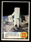 1970 Topps Man on the Moon #67 C  Aldrin On The Moon Front Thumbnail