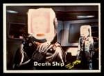 1976 Topps Star Trek #66   Death Ship Front Thumbnail