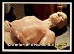 1976 Topps Star Trek #75   Greation of Humanoid Front Thumbnail