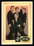 1960 Fleer Spins and Needles #65  Dicky Doo and the Dont's  Front Thumbnail