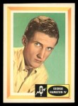 1960 Fleer Spins and Needles #42  George Hamilton IV  Front Thumbnail