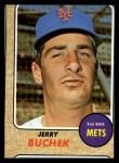 1968 Topps #277  Jerry Buchek  Front Thumbnail