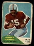 1960 Fleer #94  Jimmy Harris  Front Thumbnail