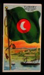 1911 Flags of All Nations T59 #140 REC  Turkey Merchant Flag Front Thumbnail