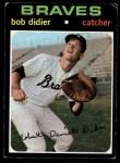 1971 Topps #432  Bob Didier  Front Thumbnail