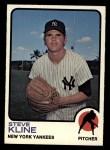 1973 Topps #167  Steve Stone  Front Thumbnail