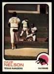1973 Topps #111  Dave Nelson  Front Thumbnail