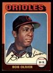 1975 Topps Mini #657  Bob Oliver  Front Thumbnail