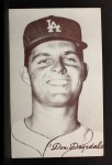 1947 Exhibits POR Don Drysdale   Front Thumbnail