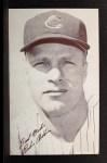 1947 Exhibits CHI Richie Ashburn   Front Thumbnail