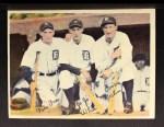 1936 R312  Pete Fox / Jo-Jo White / Goose Goslin  Front Thumbnail