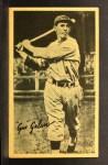 1937 Goudey Wide Pen  Gus Galan   Front Thumbnail