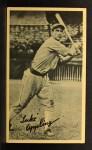 1937 Goudey Wide Pen BAT Luke Appling   Front Thumbnail