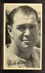 1936 Goudey Wide Pen  Buck Newsom   Front Thumbnail