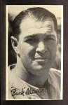 1936 Goudey Wide Pen  Buck Newsom   Front Thumbnail