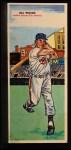 1955 Topps DoubleHeader #101 / 102 -  Bill Wilson / Bill Tremel  Front Thumbnail