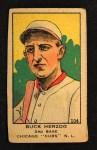 1919 W514 #104  Buck Herzog  Front Thumbnail