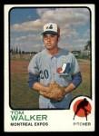 1973 Topps #41  Tom Walker  Front Thumbnail