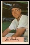 1954 Bowman #25 ALL Wes Westrum  Front Thumbnail