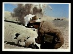 1966 Topps Rat Patrol #60   The First Explosion Blew Mountain Front Thumbnail