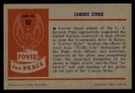 1954 Bowman Power for Peace #92   Carrier Strike Back Thumbnail