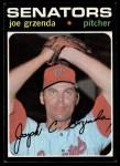 1971 Topps #518  Joe Grzenda  Front Thumbnail