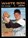 1971 Topps #311  Lee Stange  Front Thumbnail