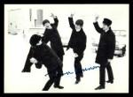 1964 Topps Beatles Black and White #67  John Lennon  Front Thumbnail